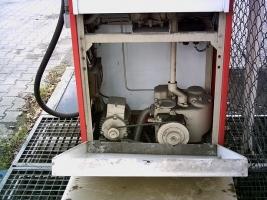 čerpací stanice na naftu - prodej