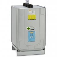Dvouplášťová stacionární nádrž na naftu 400 litrů