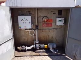 KOMPLETNÍ vybavení čerpací stanice