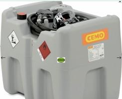 Mobilní nádrž na naftu 210 litrů