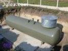 PRODÁNO! - podzemní nádrže na LPG ks 4