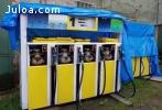 Prodám kompletní vybavení čerpací stanice