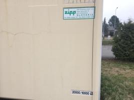 Prodám kompletní vybavení samoobslužné čerpací stanice