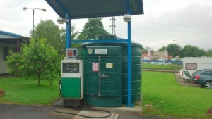 Prodám neveřejnou čerpací stanici