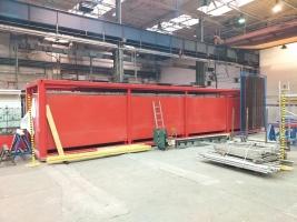 Prodej nové nadzemní nádrže pro PHM